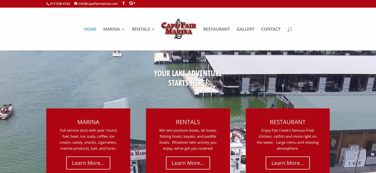 Port of Kimberling Marina & Resort