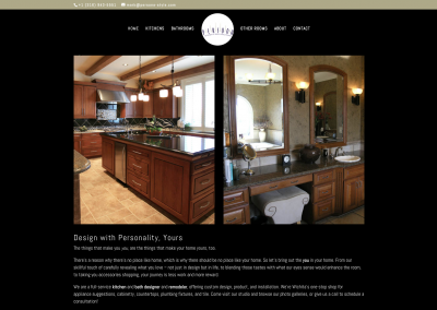 Persona Kitchen & Bathroom Design