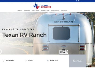 Texan RV Ranch, Mansfiled, TX