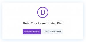 Divi 4.0 Release