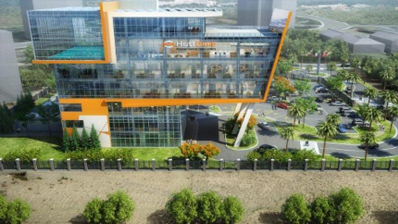 hosting facility